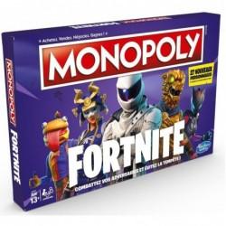 Monopoly - Fortnite un jeu Hasbro