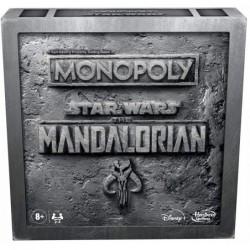 Monopoly Mandalorian un jeu Hasbro