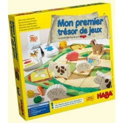Mon premier trésor de jeux un jeu Haba