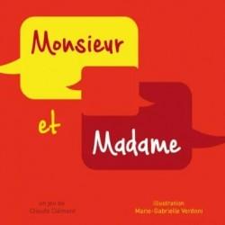 Monsieur et Madame un jeu Flip Flap Editions