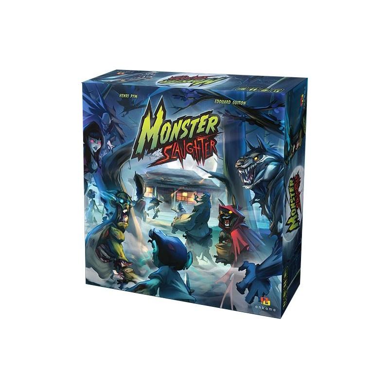 Monster Slaughter un jeu Ankama