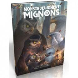 Monstrueusement Mignons un jeu Black Book