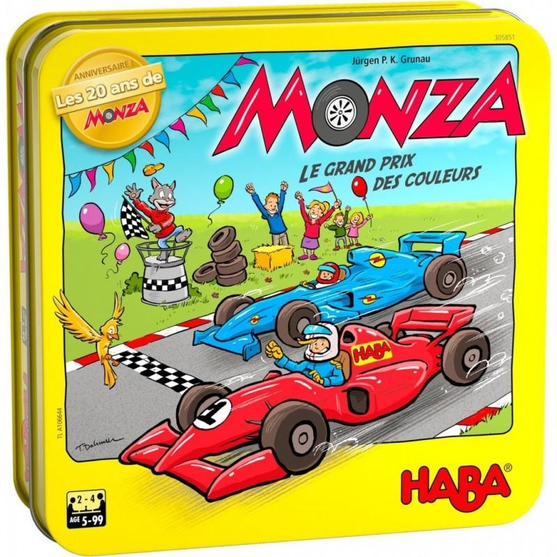Monza 20 ans un jeu Haba
