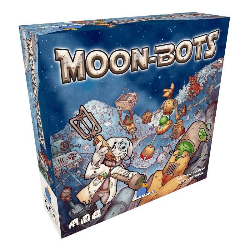 Moon Bots un jeu Blue orange