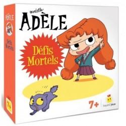 Mortelle Adèle - Défis Mortels un jeu Bayard Jeux