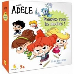 Mortelle Adèle - Poussez-vous les moches un jeu Bayard Jeux
