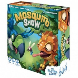 Mosquito Show un jeu The Flying Games