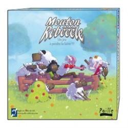 Mouton rebeeele un jeu Paille editions
