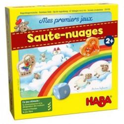 Mes premiers jeux- Saute nuages un jeu Haba