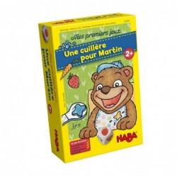 Une cuillère pour Martin un jeu Haba
