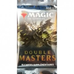Double Masters - Booster un jeu Wizards of the coast