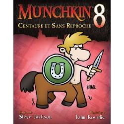 Munchkin 8 - Centaure et sans reproche un jeu Edge