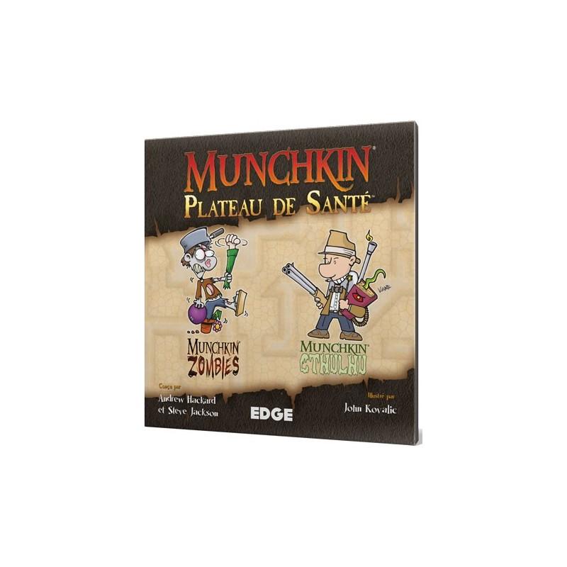 Munchkin - Plateau de santé un jeu Edge