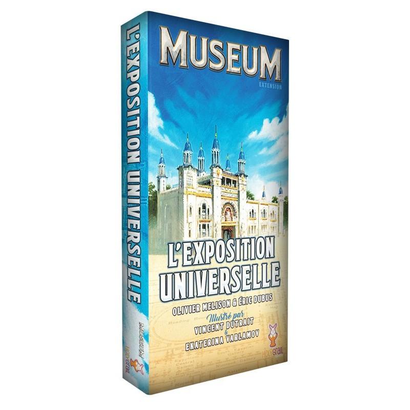 Museum L'exposition Universelle un jeu Pixie Games