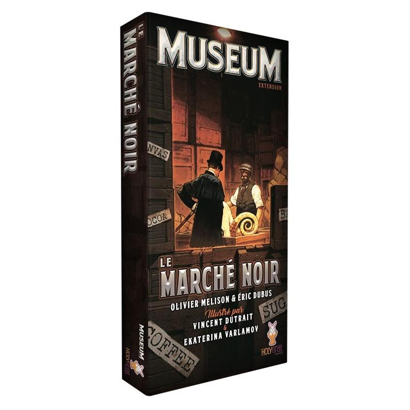 Museum Marché noir un jeu Pixie Games