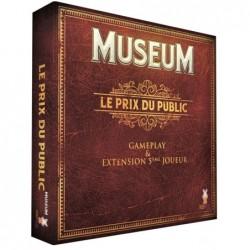 Museum Le prix du public un jeu Pixie Games