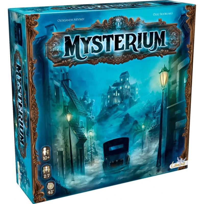 Mysterium un jeu Libellud