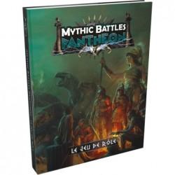 Mythic Battles Pantheon - Le jeu de rôle un jeu Black Book
