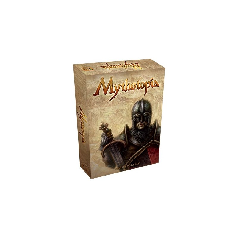 Mythotopia un jeu Treefrog / Warfrog