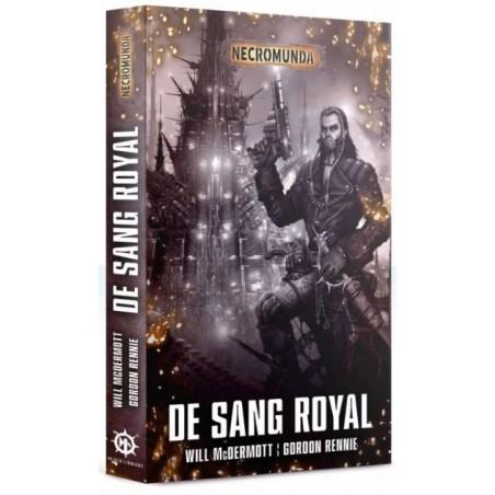 Necromunda - De sang royal un jeu Black Library