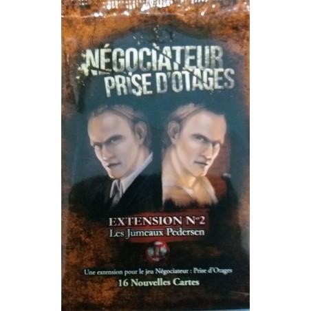 Négociateur - Prise d'otages - Extension 2 un jeu Don't Panic Games