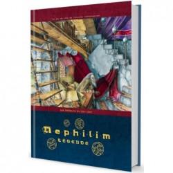 Nephilim légende - Les veilleurs du Lion Vert un jeu Mnemos