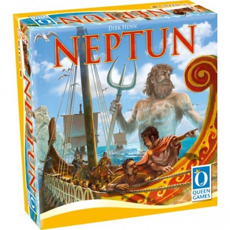 Neptun un jeu Queen Games