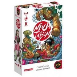 Ninja taisen un jeu Iello