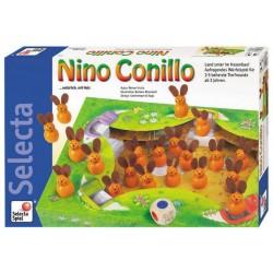 Nino Conillo un jeu Selecta