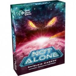 Not Alone un jeu Geek Attitude Games