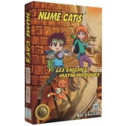 Numé Cat's 1 - Les énigmes mathématiques un jeu Cat's Family