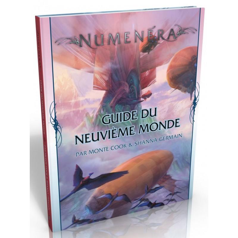 Numenéra - Guide du Neuvième Monde un jeu Black Book
