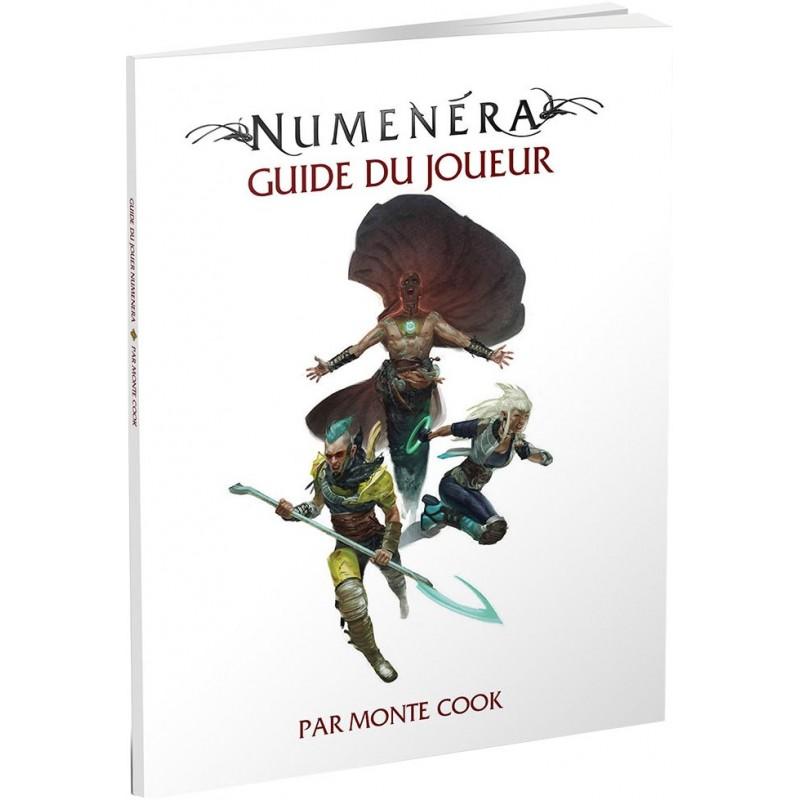 Numenéra - Guide du joueur un jeu Black Book
