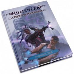 Numenéra - Options de personnage un jeu Black Book
