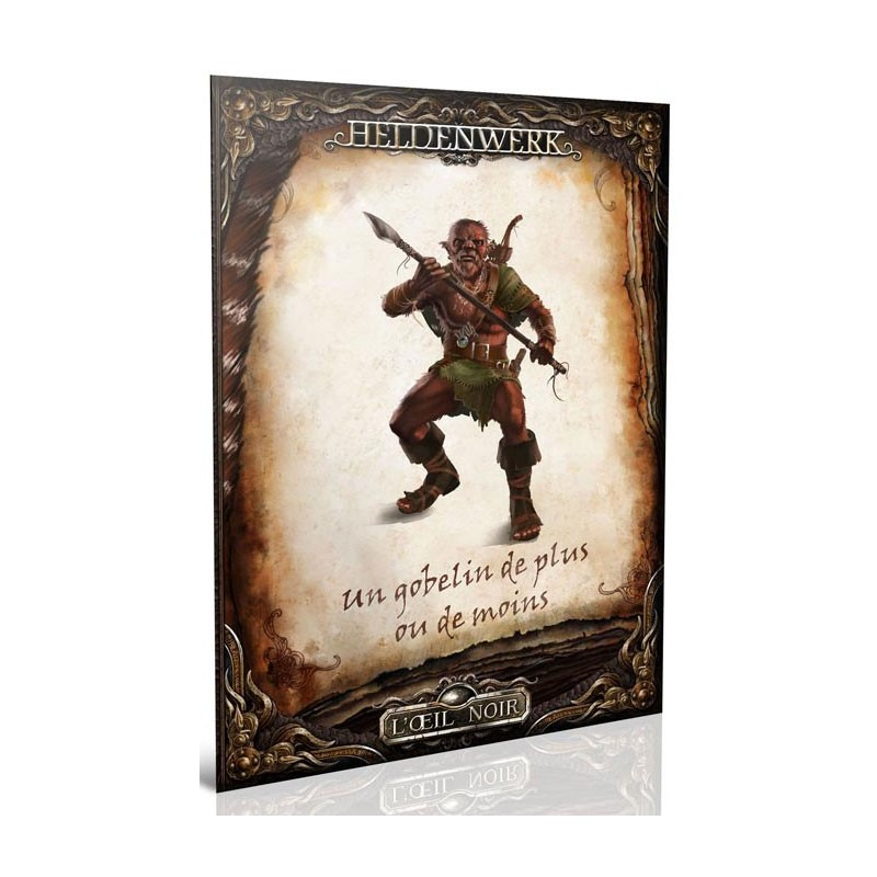 L'Oeil Noir - Un Gobelin de Plus ou de Moins un jeu Black Book
