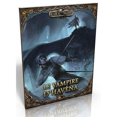 L'Oeil Noir - Le Vampire d'Havéna un jeu Black Book