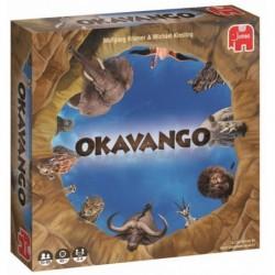 Okavango un jeu Jumbo