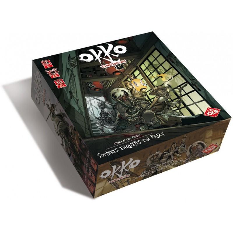 Okko Chronicles - Jeu de base un jeu The red joker