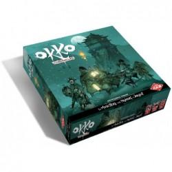 Okko Chronicles - Le monastère du prunier d'argent un jeu The red joker
