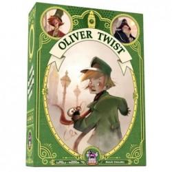 Oliver Twist un jeu Purple Brain