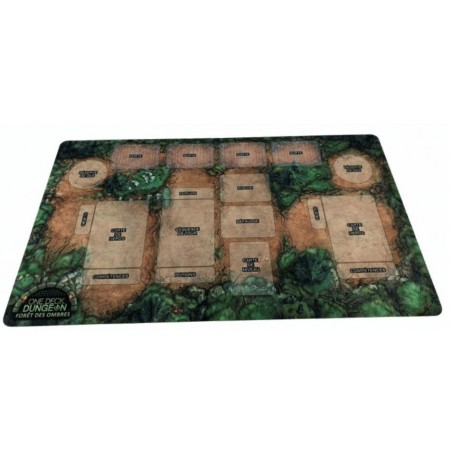 Tapis One deck dungeon un jeu Nuts Publishing