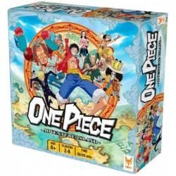 One piece - Adventure Island un jeu Topi Games