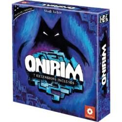 Onirim - Deuxième édition un jeu Z-Man Games