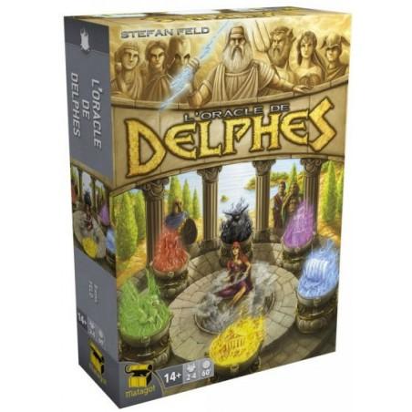 L'oracle de Delphes un jeu Matagot