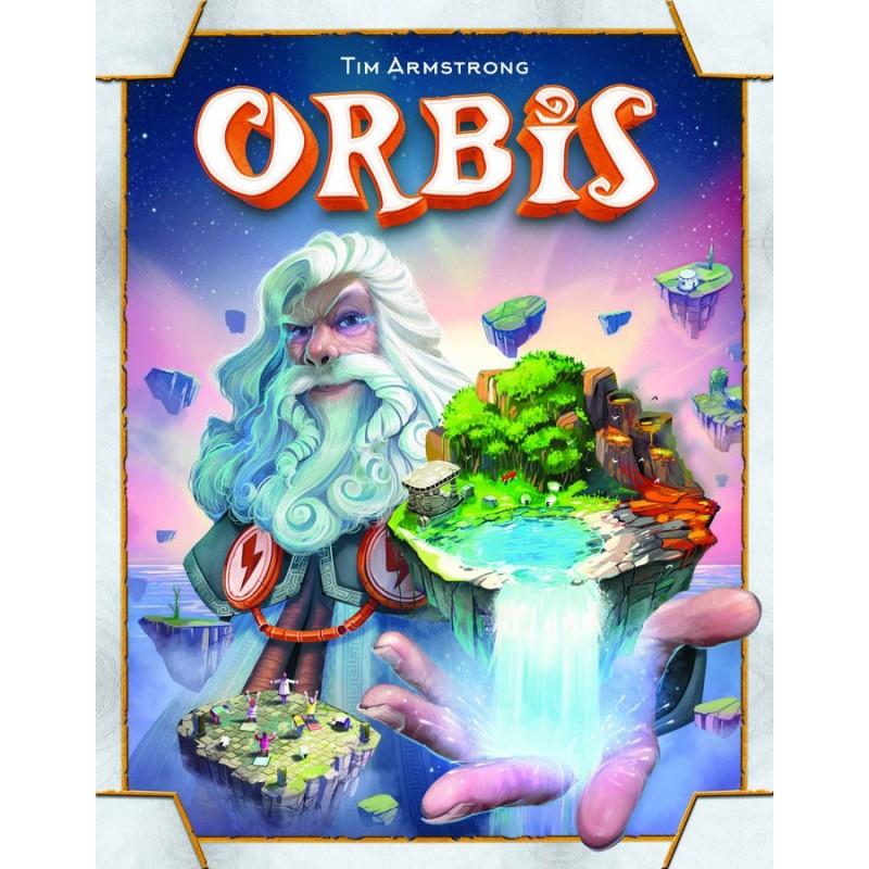 Orbis un jeu Space cowboys