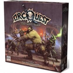 Orc Quest - Le Jeu de Cartes + carte bonus Heck‰rr un jeu Maze Games