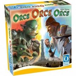 Orcs orcs orcs un jeu Queen Games