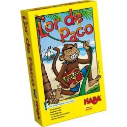 L'or de Paco un jeu Haba