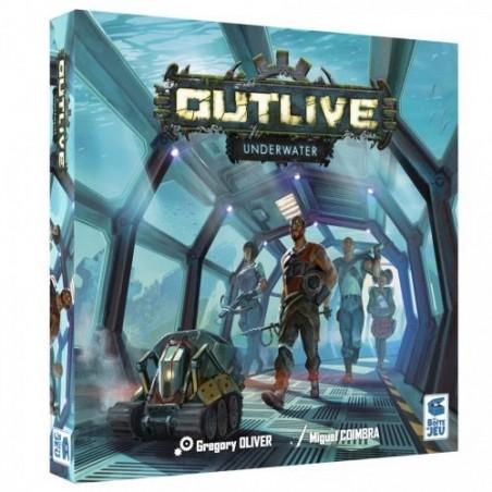 Outlive - Underwater un jeu La boîte de jeu
