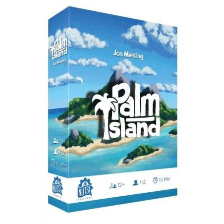 Palm Island un jeu Nuts Publishing